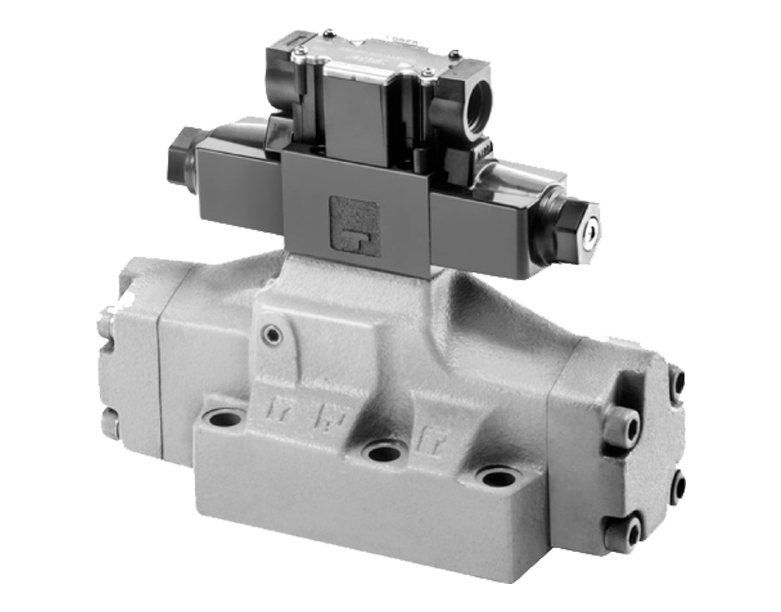 Solenoid Controlled Pilot Operated Valve